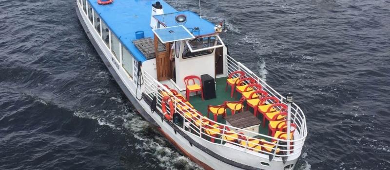 MS Saga Reederei Böttcher Silvana Kiepke Catering